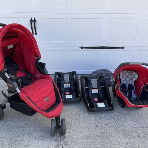 Britax Stroller And Car Seat Combo for Sale in Dacula, GA