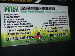 Landscape professional for Sale in Tualatin, OR