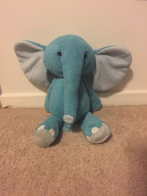 Soft toy. Elephant. For kids and babies. Like New. for Sale in Alexandria, VA