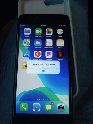 I phone 7 plus for Sale in Cleveland, TN