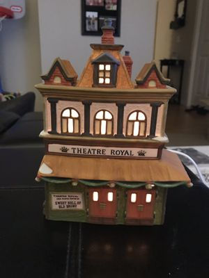 """Dickens Village Series """"Theatre Royal"""" for Sale in Snohomish, WA"""