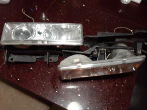 Headlight/Lamps Chrome silverado 94-99 for Sale in Watauga, TX