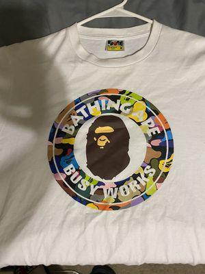 Bape shirt for Sale in Houston, TX