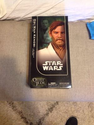 STAR WARS ORDER OF JEDI SIDESHOW COLLECTABLES/HOT TOYS NEW for Sale in Medford, MA
