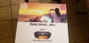 BRAND NEW HP ENVY AFFORDABLE WIRELESS PRINTER, SCAN AND COPY for Sale in Houston, TX