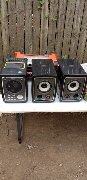 Phillips Micro Hi-Fi System for Sale in Washington, DC