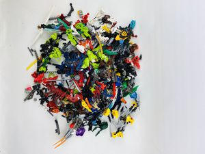 LEGO Bionicle Hero Factory Parts Lot Over 3lbs for Sale in Mint Hill, NC