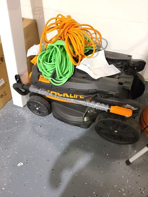 "Electric Lawn Mower TackLife 16"" for Sale in Riverview, FL"