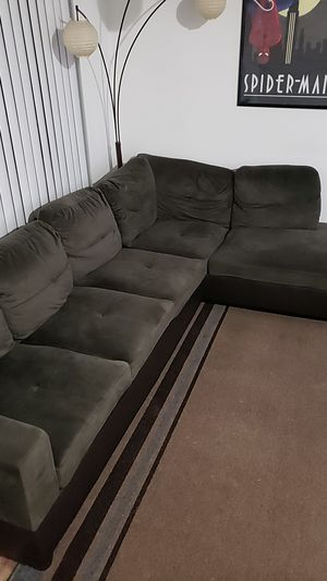 Sectional couch for Sale in Tacoma, WA