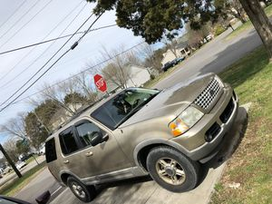 2002 Ford Explorer v6 leather with 189**** miles $2900 for Sale in Nashville, TN