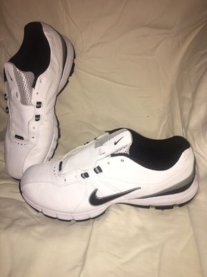 Nike TAC Power Channel Men's Leather Golf Shoes Size 10 for Sale in Pembroke Pines, FL