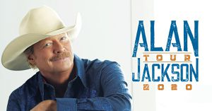 Alan Jackson Tickets - February 15 (section 303) for Sale in New Orleans, LA