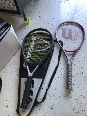 Tennis Rackets for Sale in Port Orchard, WA