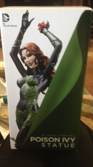 DC Comics Cover Girls Poison Ivy Statue for Sale in Columbia, SC