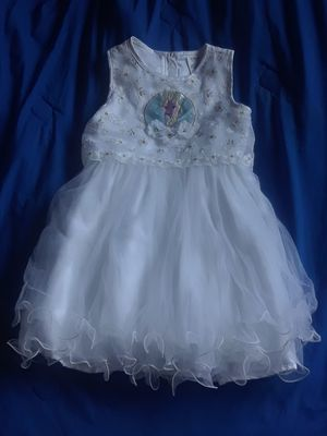 Frozen character dress (Elsa) for Sale in Cabazon, CA