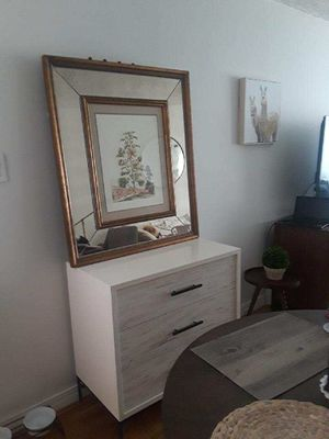 Vintage glass framed wall art for Sale in Queens, NY