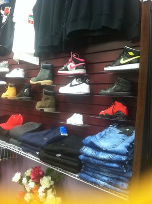 Nike and timberland men's women an youth for Sale in Chicago, IL