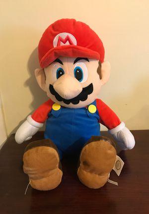 Mario Stuffed animal for Sale in Barrington, RI