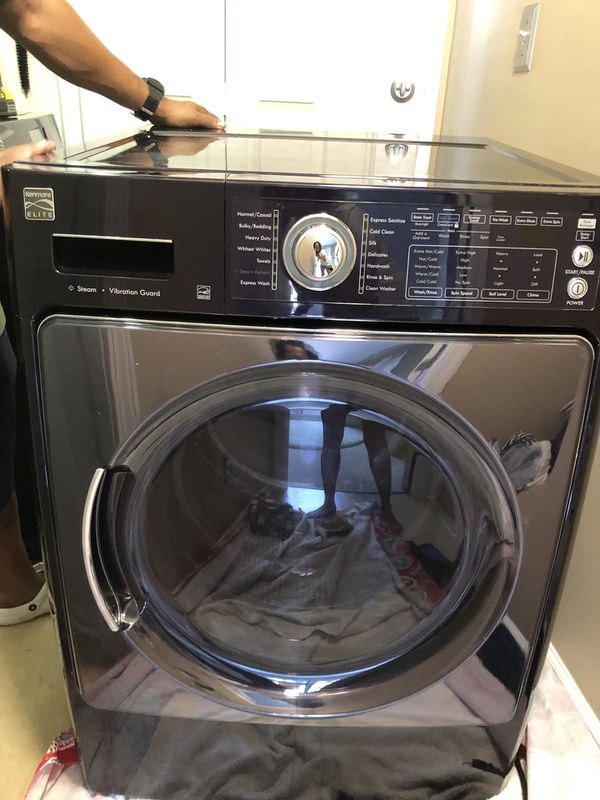 Kenmore Elite Washer And Dryer Marching Set For Sale In