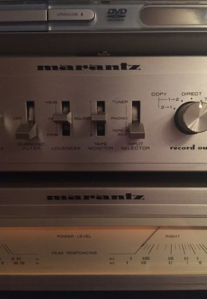 Marantz SM500DC/SC500 Power amp/preamp set for Sale in Pepper Pike, OH