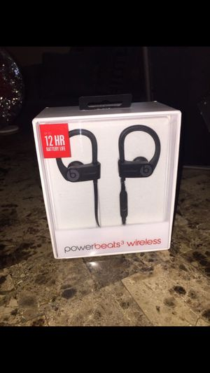 Powerbeats 3 Wireless for Sale in Levittown, PA
