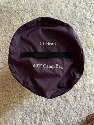 L. L. Bean sleeping bag for Sale in Raleigh, NC