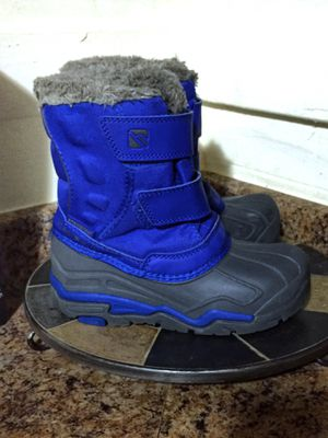 Kids Snow Boots Size 1 for Sale in Greenwich, CT