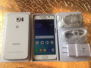 SAMSUNG GALAXY S6 32GB GSM UNLOCKED EXCELLENT CONDITION!!! for Sale in Park Ridge, IL