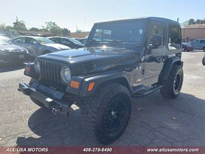 2006 Jeep Wrangler X X 2dr SUV for Sale in San Jose, CA