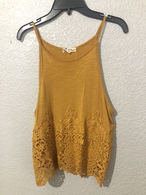 Stylish teen tank top for Sale in Bakersfield, CA