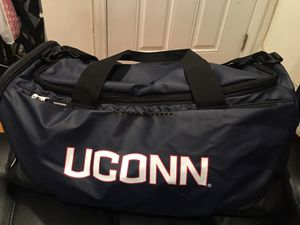 Used Nike elite uconn duffle bag NCAA Ray Allen for Sale for sale  Bronx, NY