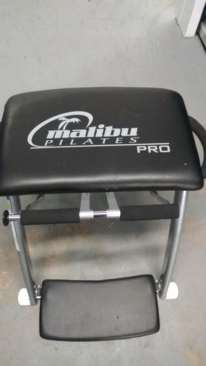 Malibu Pilates Pro Exercise Chair for Sale in Capitol Heights, MD