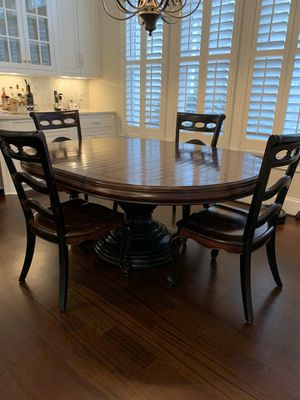 Gorgeous kitchen table for Sale in Raleigh, NC