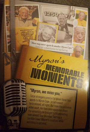 Myron's Memorable Moments DVD for Sale in Aliquippa, PA