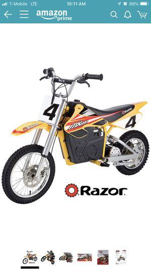 Razor Dirt Bike for Sale in Reynoldsburg, OH