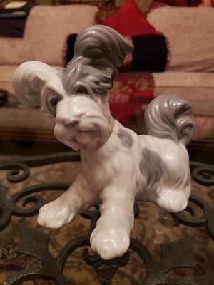 Lladro porcelain terrier in excellent condition for Sale in Boynton Beach, FL