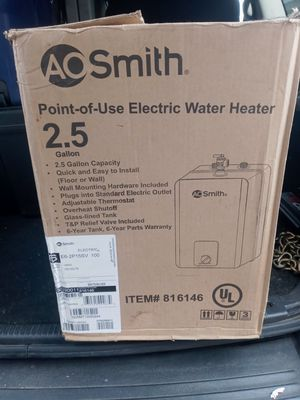 Hot water tank.. for Sale in Lakewood, CO