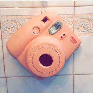 Pink Instax mini 8 Fujifilm Polaroid for Sale in Pittsburgh, PA
