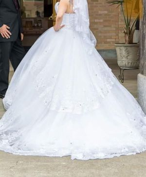 wedding dress for Sale in Keizer, OR