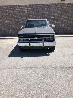 1983 Chevy K5 Blazer for Sale in Sugar Hill, GA