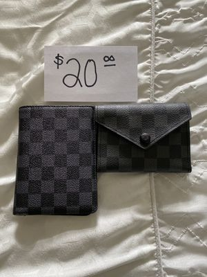 Wallet and passport set for Sale in Canonsburg, PA