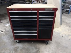 "Craftsman 42"" Quiet Glide tool box for Sale in Tacoma, WA"