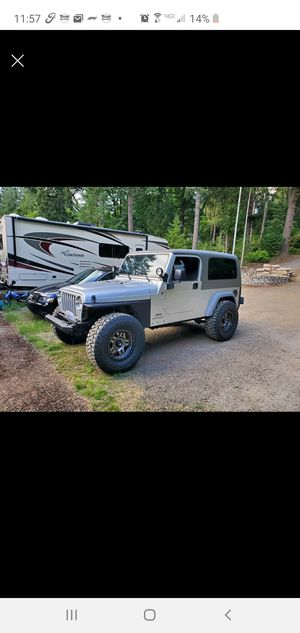 2005 Jeep wrangler LJ Turbo for Sale in Port Orchard, WA