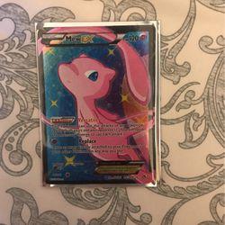 Mew Ex RC24 Legendary Treasures Pokémon Card for Sale in San Leandro,  CA
