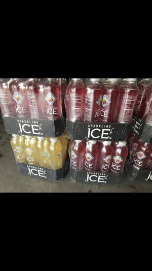 Cherry limeade and blueberry pomegranate 12 packs for Sale in Rancho Cucamonga, CA