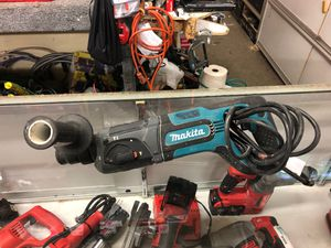 Makita rotary hammer for Sale in Lynnwood, WA