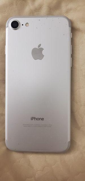 iPhone 7 iCloud unlocked carrier unlocked for Sale in Washington, DC