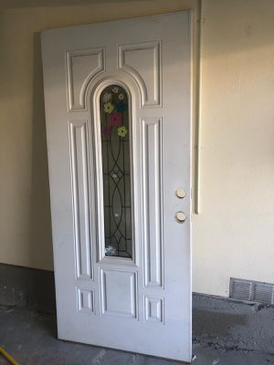 Exterior metal door for Sale in South San Francisco, CA