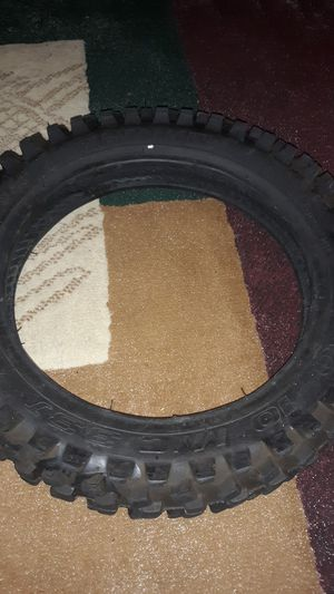Pit bike tire dirt bike tire for Sale in Orlando, FL