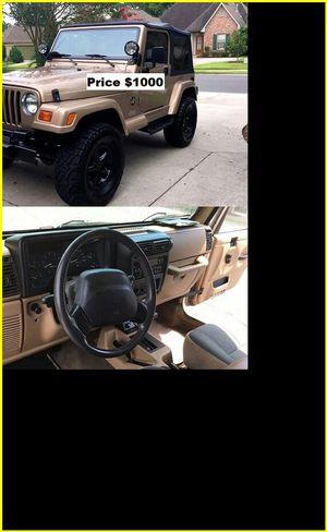 ֆ1OOO Jeep Wrangler for Sale in Los Angeles, CA